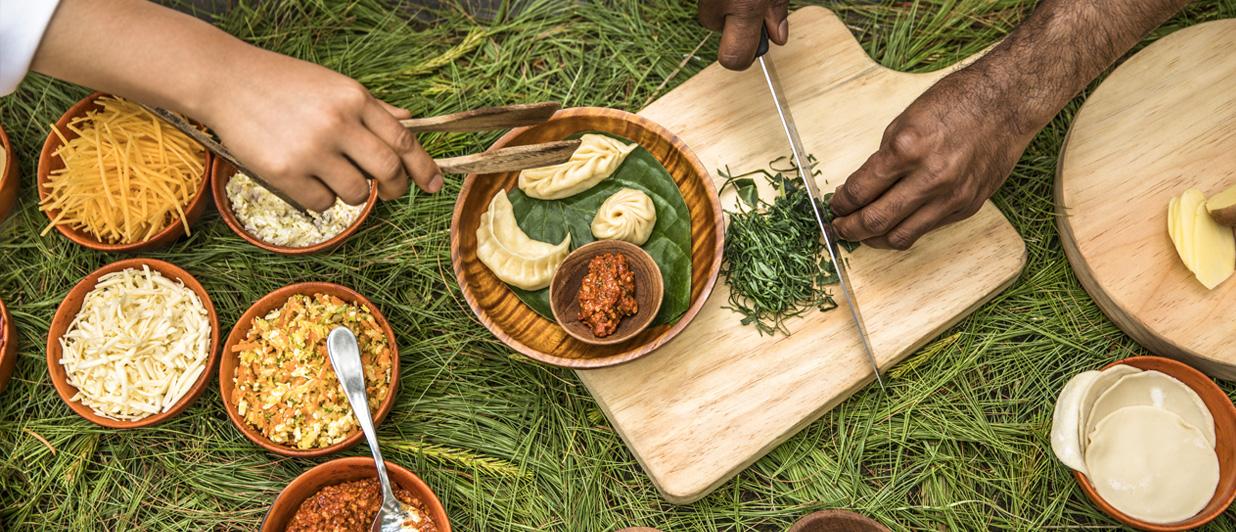 Cook up a storm in Bhutan