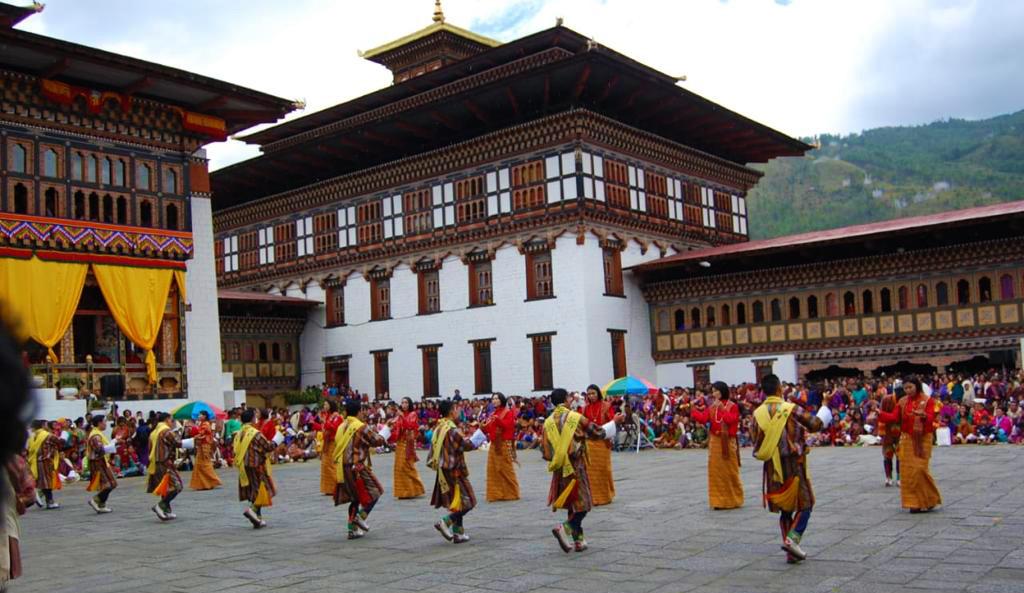 Thimphu Tsechhu