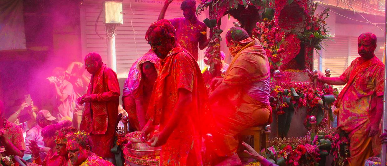angpanchami in Maharashtra to Lathimaar Holi in Mathura