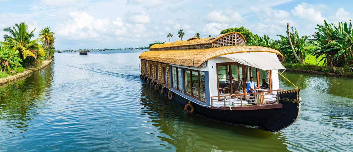 Go with flow in Andamans and Kerala