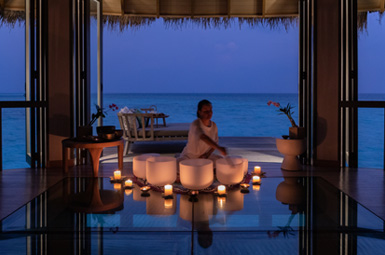 Maldives treatment with some incredible therapies