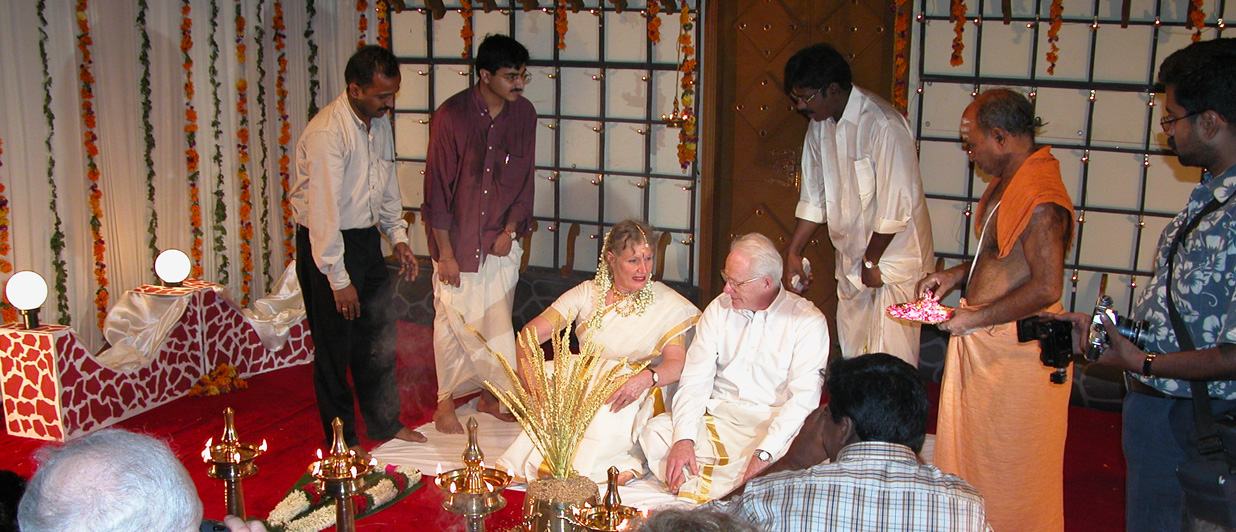 Say 'I Do' once again, in India