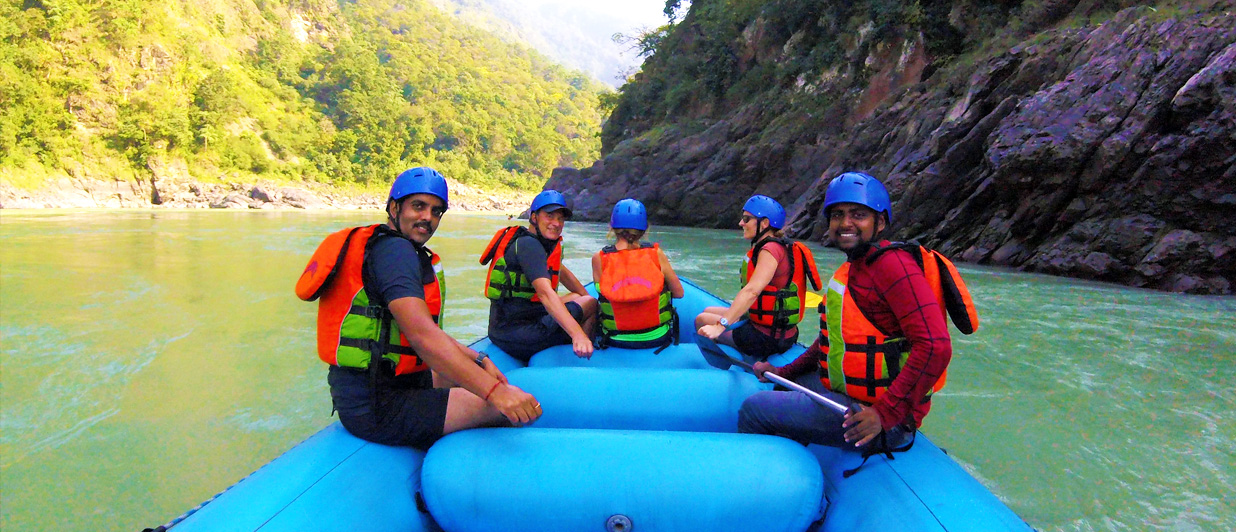 Take an expedition on the Ganges