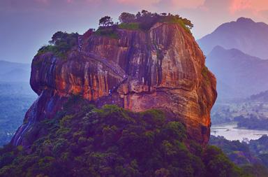 Sigiriya (Lion's Rock)