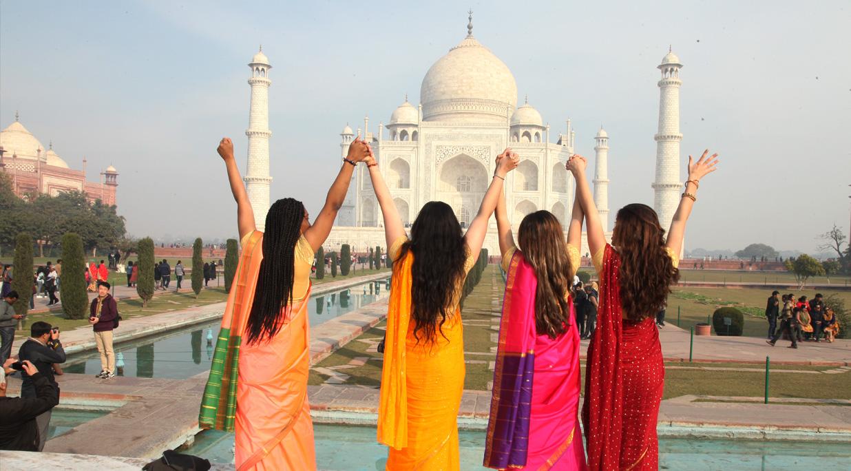 Student Travel, Worldwide adventures India