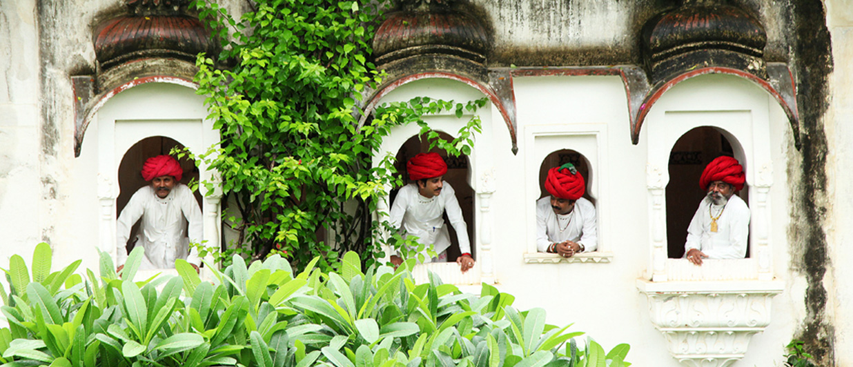 Meet the vibrant turbans of India