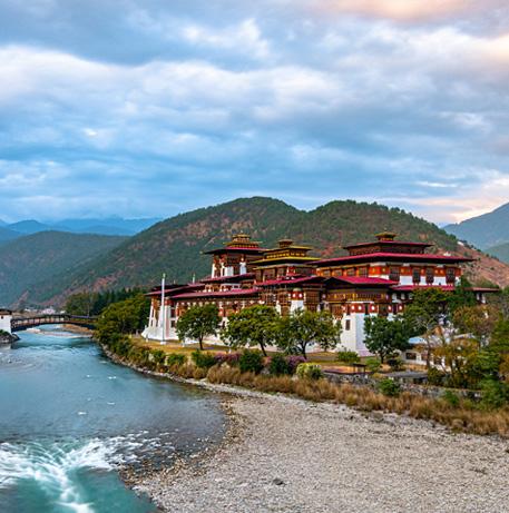 Drive Thimphu - Punakha (4 hrs drive)