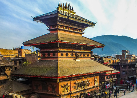 Fly Paro - Kathmandu, NEPAL (1 hrs)