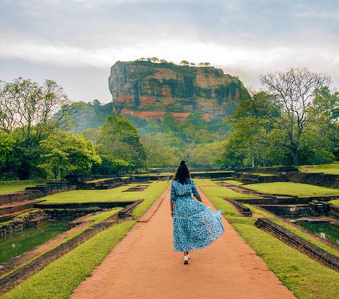 Anuradhapura - Sigiriya