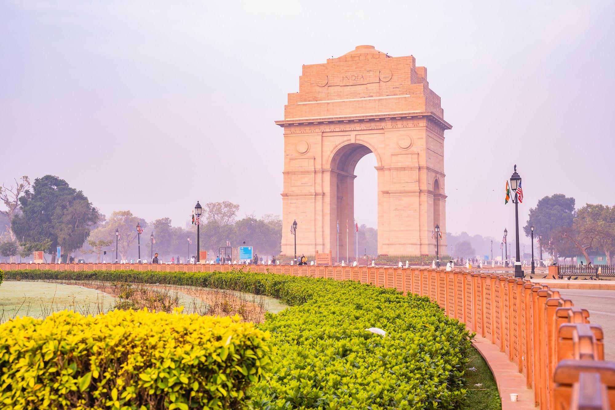 Arrive Delhi