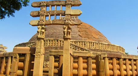 Bhopal - Sanchi Excursion