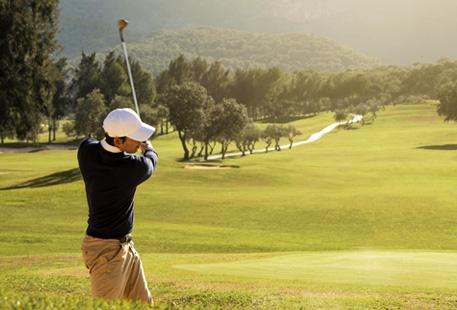Agra - Jaipur - Golfing