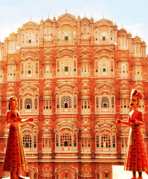 Jaipur - Cultural Visits & Golfing