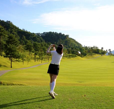 Jaipur - Golfing