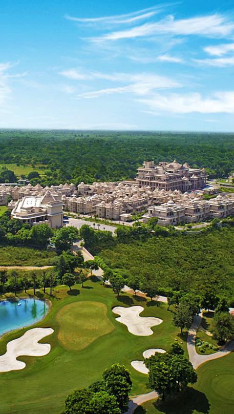 Jaipur - Gurgaon: Golfing