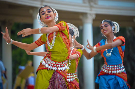 The Drama, Story, Colour and Beauty of Indian Dances