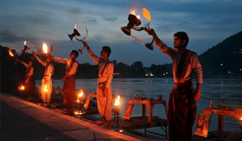 Rishikesh: White Water Rafting