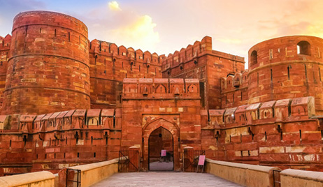 Lucknow - Agra