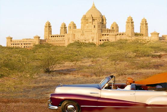 The Ravishing Royal Retreats of India