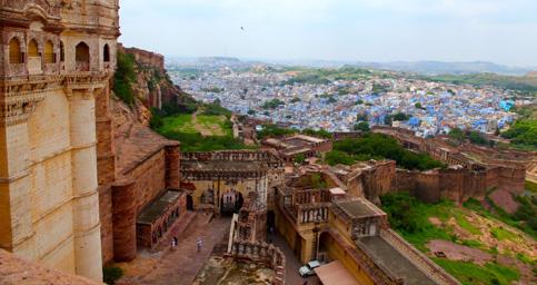 Jaipur - Jodhpur (6 hrs drive)