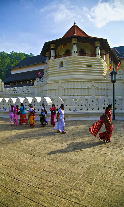 Negombo - Kandy