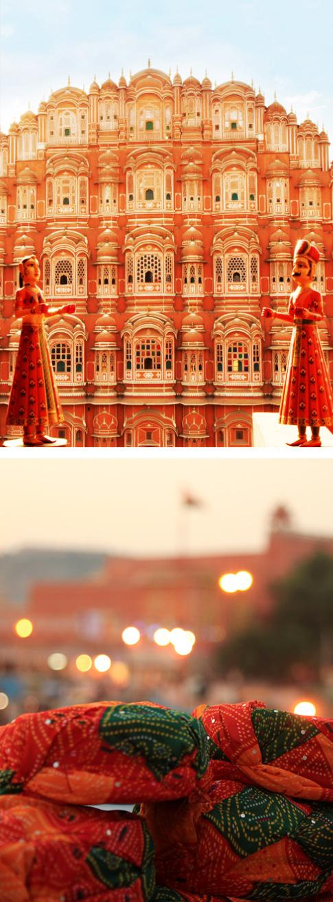 Agra - Jaipur (4.5 hrs drive)