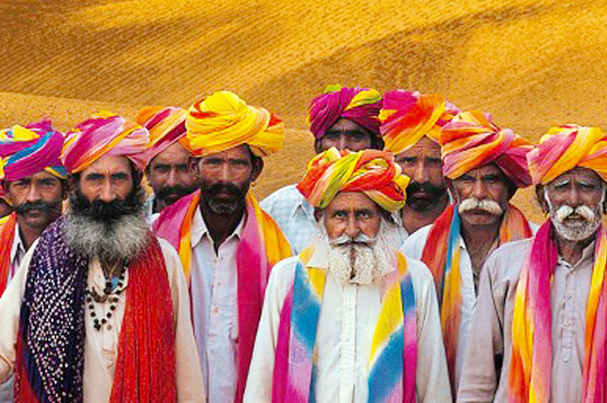 An Affair with the Turbans of Rajasthan