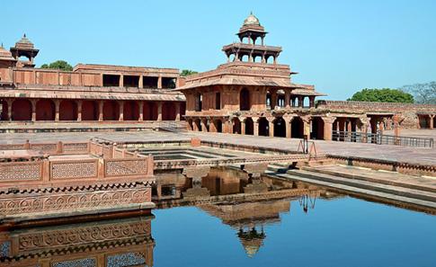 Jaipur - Fatehpur Sikri - Agra