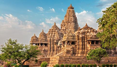 Agra - Orchha - Khajuraho