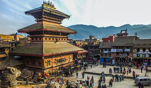 Varanasi - Kathmandu, Nepal