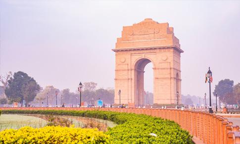 Kathmandu - Delhi