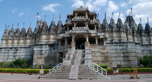 Udaipur - Ranakpur - Jodhpur