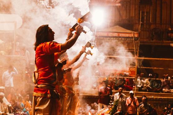 Find Yourself in Varanasi