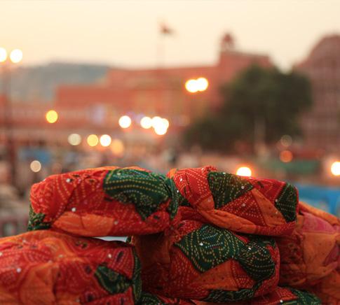 Agra - Jaipur (4 hrs drive)